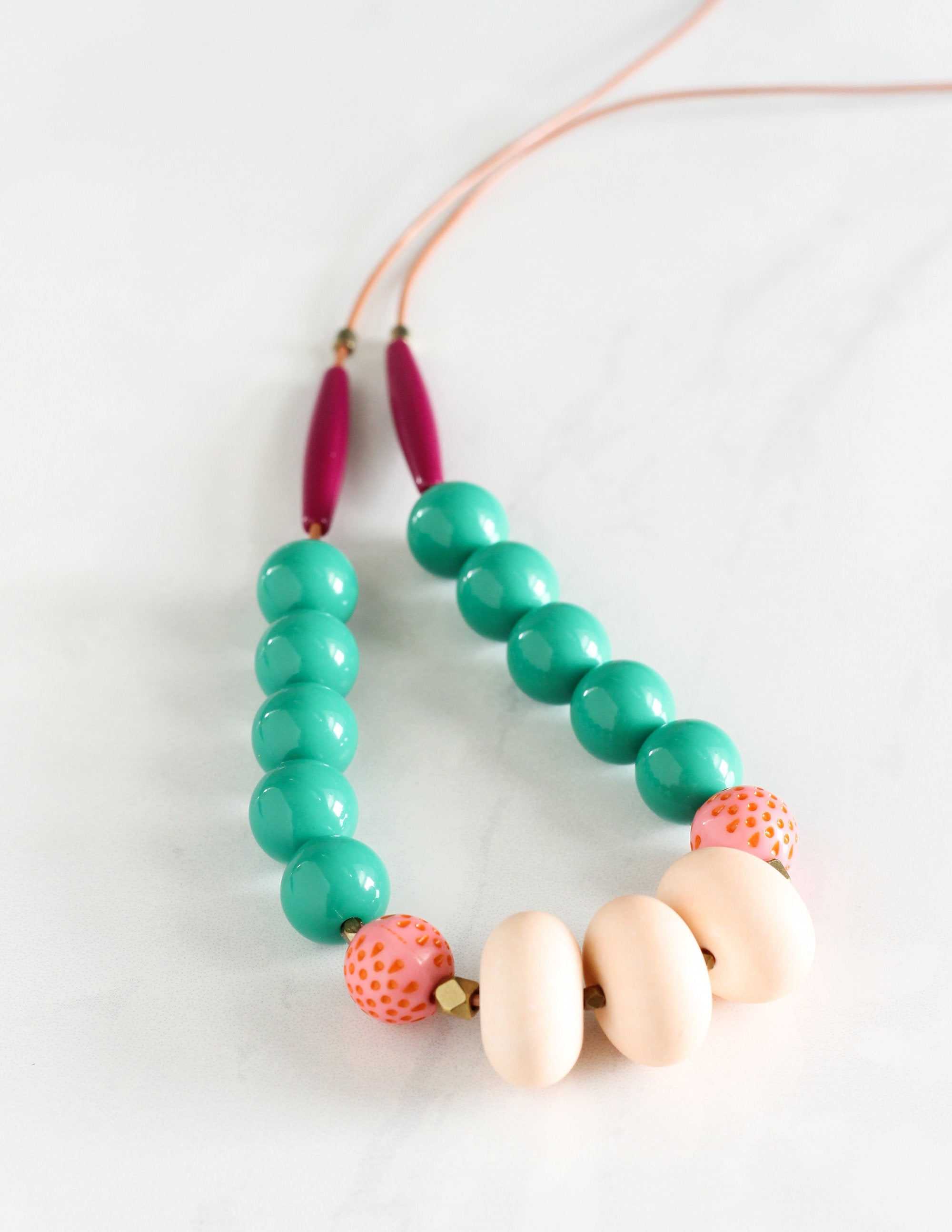 Tropical Paradise Necklace