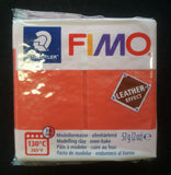 FIMO Leather Effect