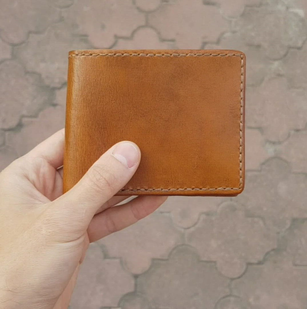 leather wallet honest review