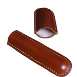 leather case for one cigar