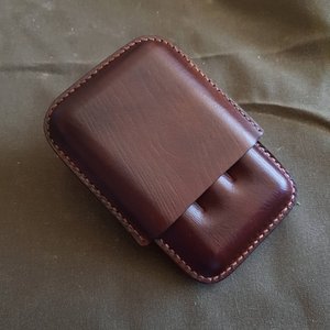 Load image into Gallery viewer, 3 years leather anniversary gift for dad