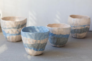 Load image into Gallery viewer, handmade pottery mugs