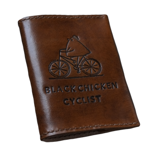 LEATHER PASSPORT COVER - TRAVEL COVER