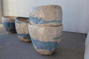 Load image into Gallery viewer, handmade clay cup gift idea