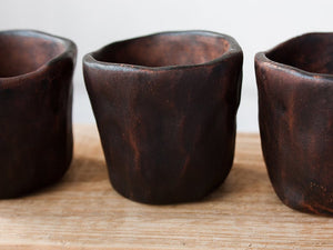 Load image into Gallery viewer, hand built pottery mug for him