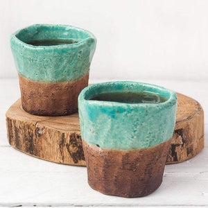 Load image into Gallery viewer, LAVENDER CLAY CUP