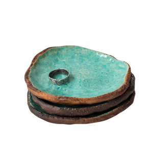 Load image into Gallery viewer, RING DISH TURQUOISE