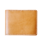 wallet vegetable tanned leather