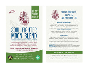 Moon Blend Weight Loss & Detox Tea