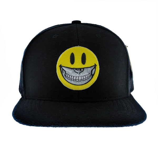 Ron English x WOD Snapback Hat(Black)
