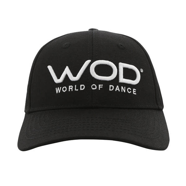 WOD Logo Hat (Black)