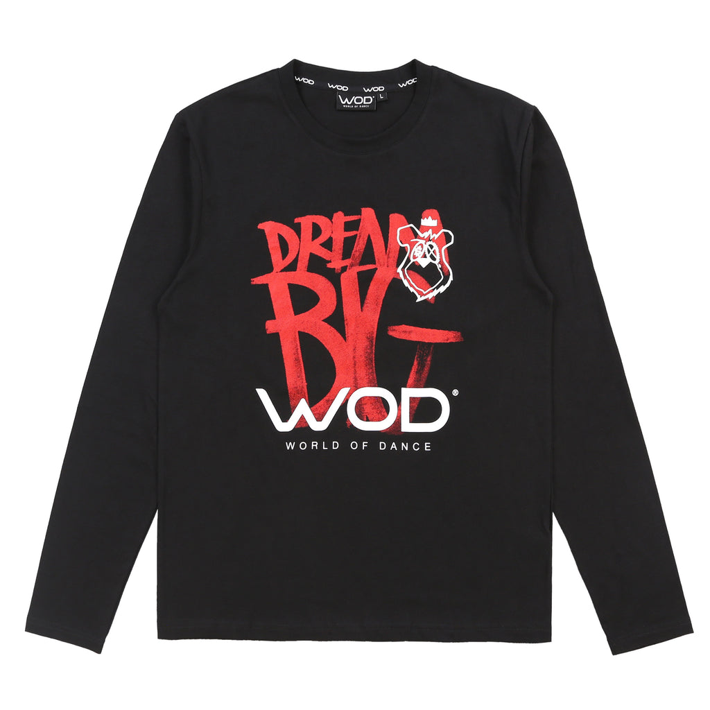 DREAMBIGLSTEE(BLACK)