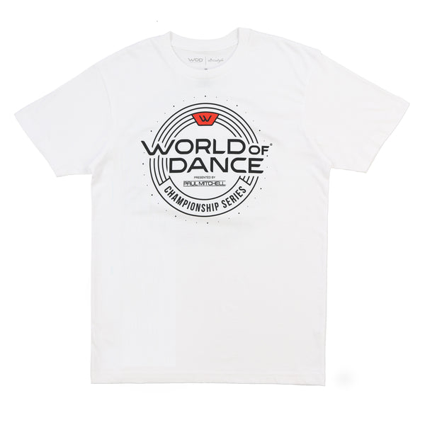 Championship Series Flag Tee (White)
