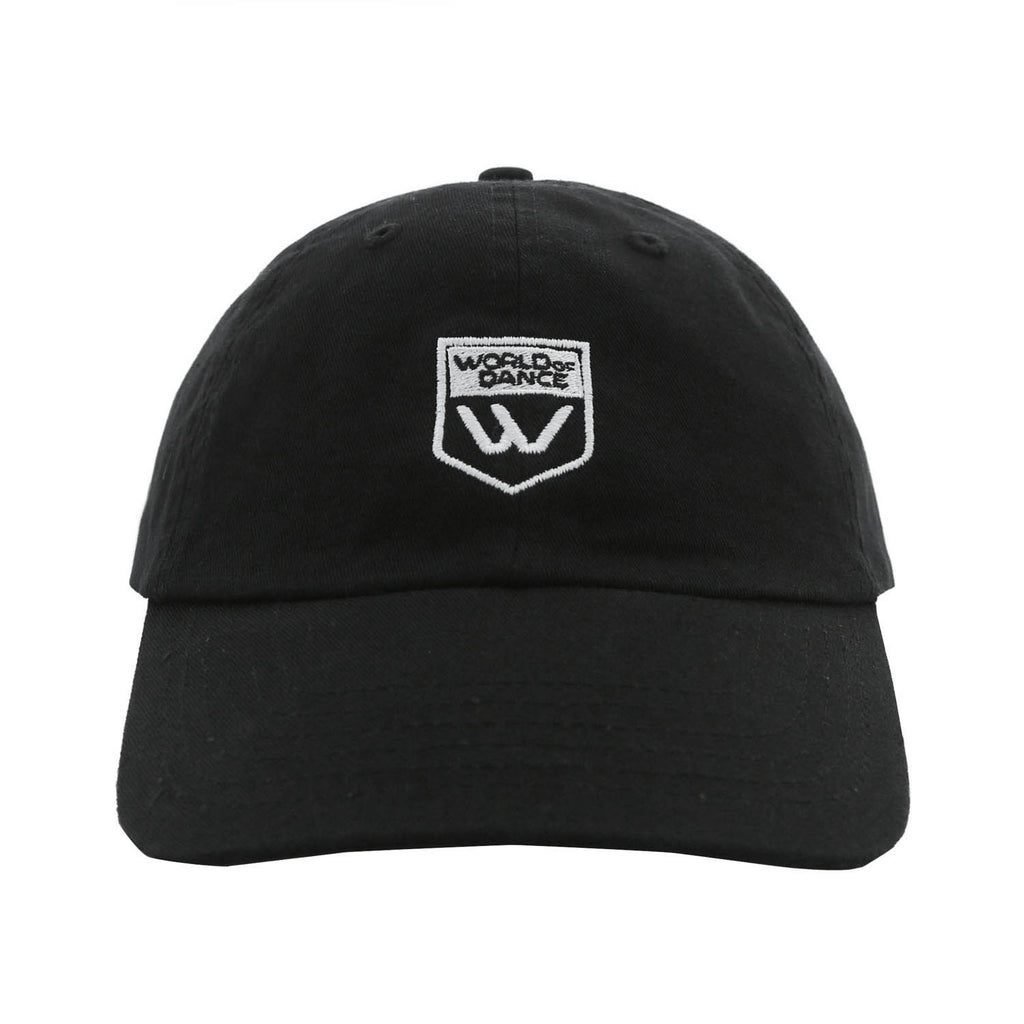 BADGEDADHAT(BLACK)
