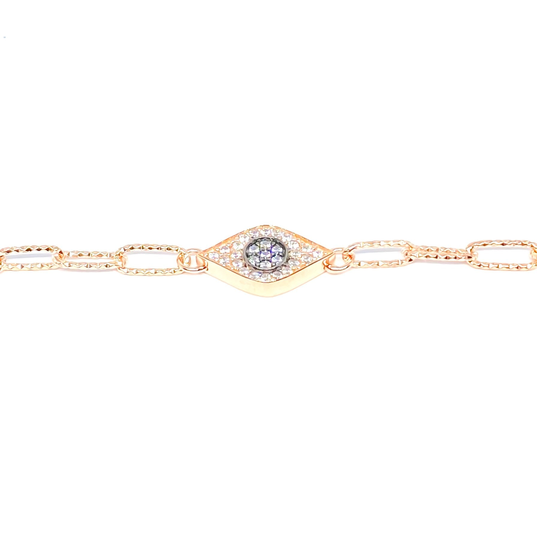 Chio Drawn Chain Bracelet