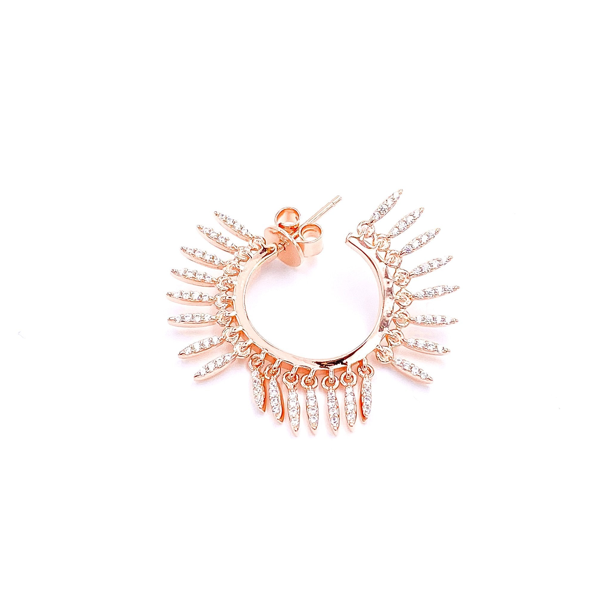 Sunlight Spikey Earring