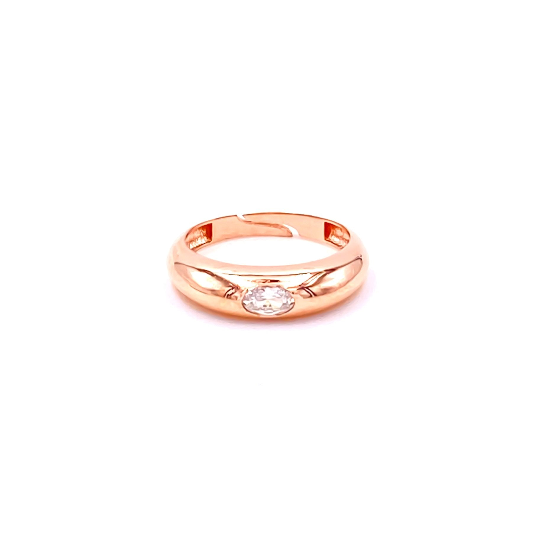Clear Oval Camber Ring