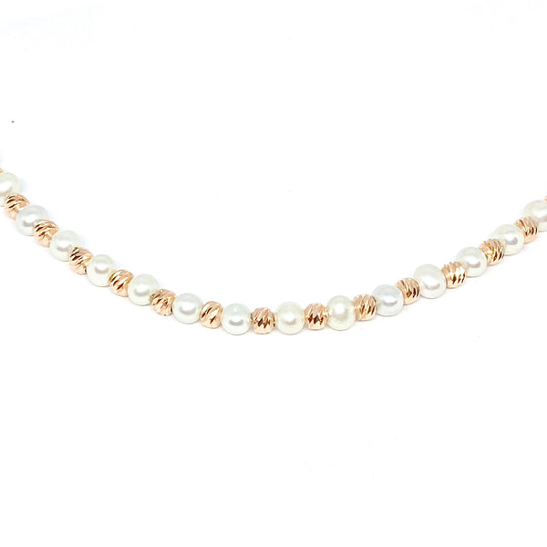Pearl Balls Necklace