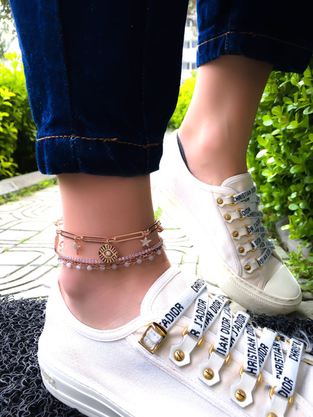 Charm Drop Anklet