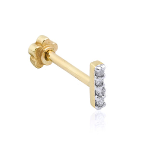 Mini Diamond Stick Piercing