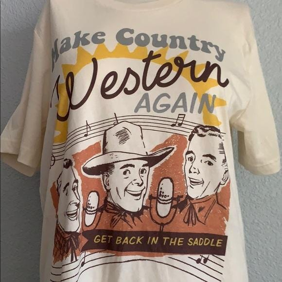 Make Country Western Again