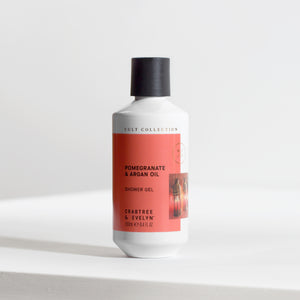 Pomegranate & Argan Oil Shower Gel - 250ml