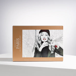 Paris Evelyn Rose Gift Set