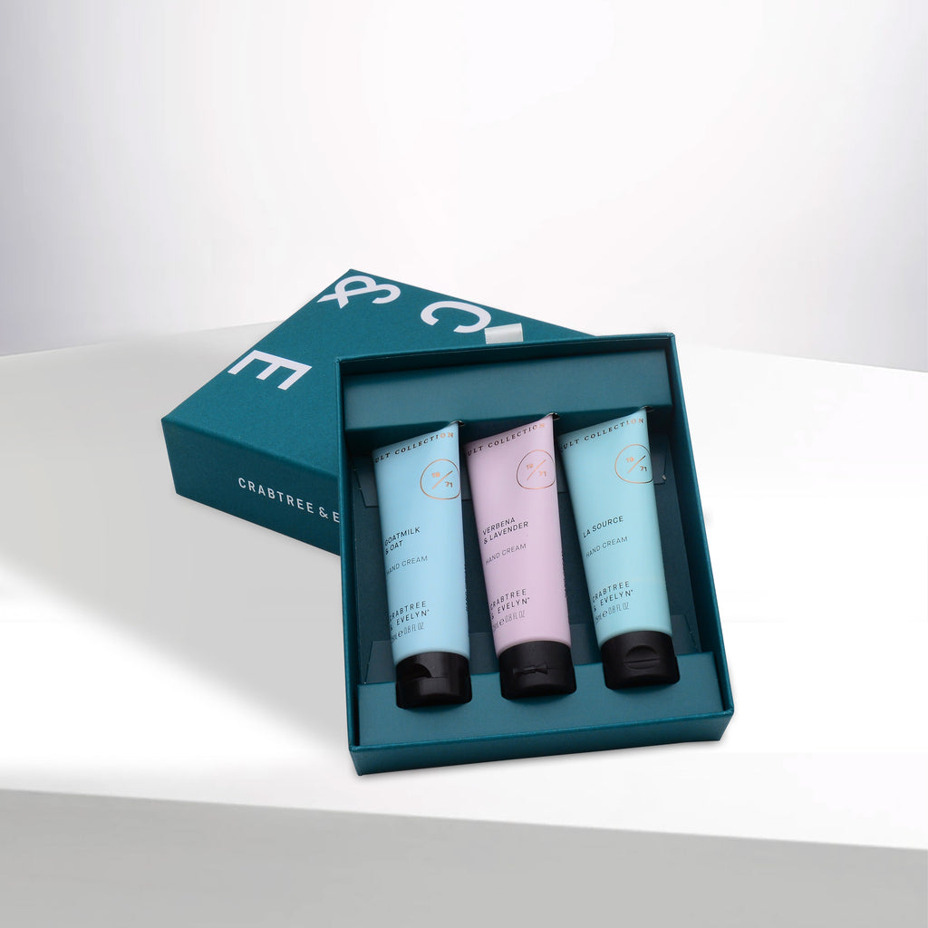 Cult Trio Hand Cream Set