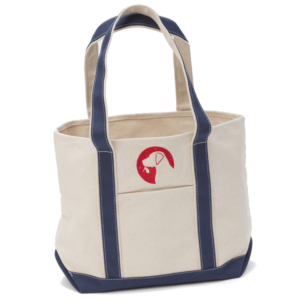 Designated Dog Canvas Tote Bag