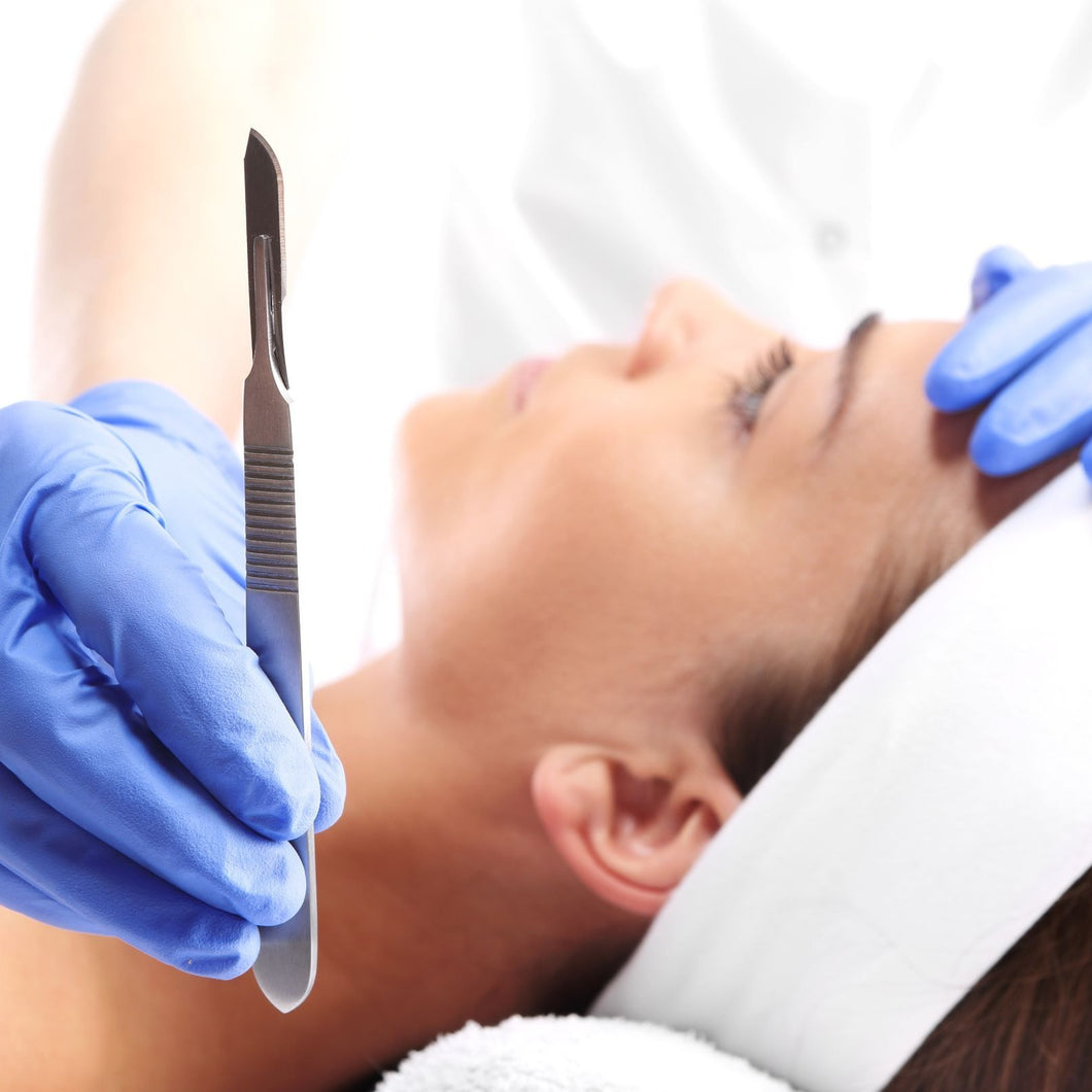 Dermaplaining Masterclass Skin and Beauty Training Centre