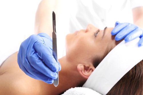 Dermaplaining Masterclass Skin and Beauty Training Centre Online Training
