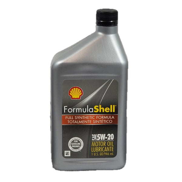 Motor Oil Shell Full Synthetic 5W-20 excellent engine protection (1) 1QT