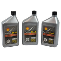 Shell Motor Oil Full Synthetic 5W20 excellent engine protection 1QT