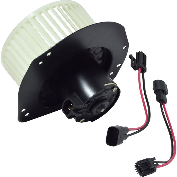A/C Blower Motor W/ Wheel for 2011-1992 Ford Crown Victoria
