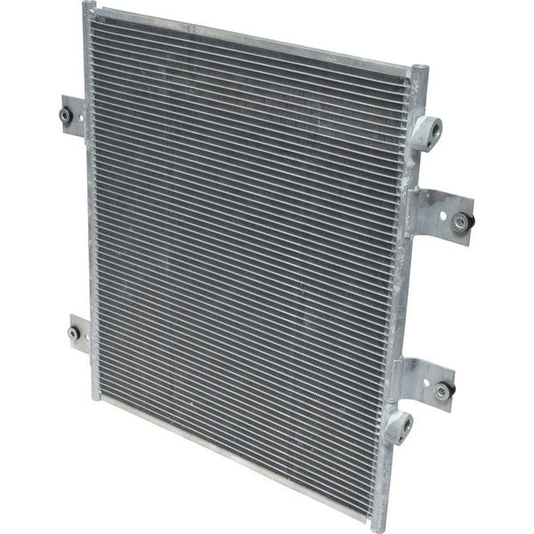 A/C Condenser for 2015-2009 Ford F650 2018-2008 F750 2011 International 3200