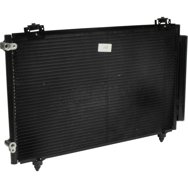 A/C Condenser Parallel Flow for 2004-2003 Toyota Corolla