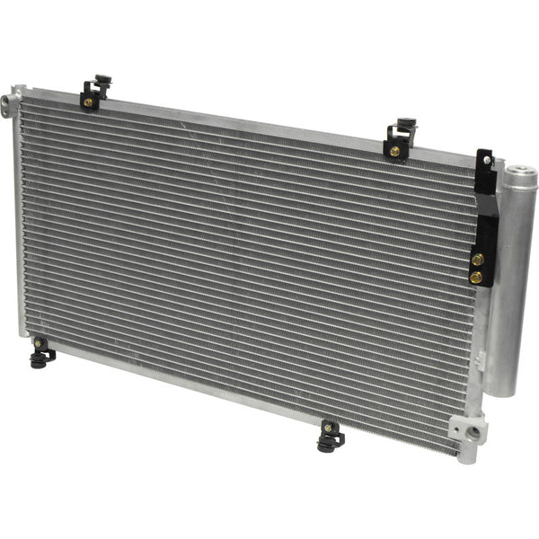 A/C Condenser Parallel Flow for 2006-2005 Scion xA xB