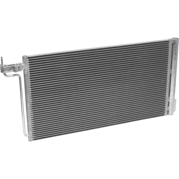 A/C Condenser Parallel Flow for 2014-2012 Ford Focus