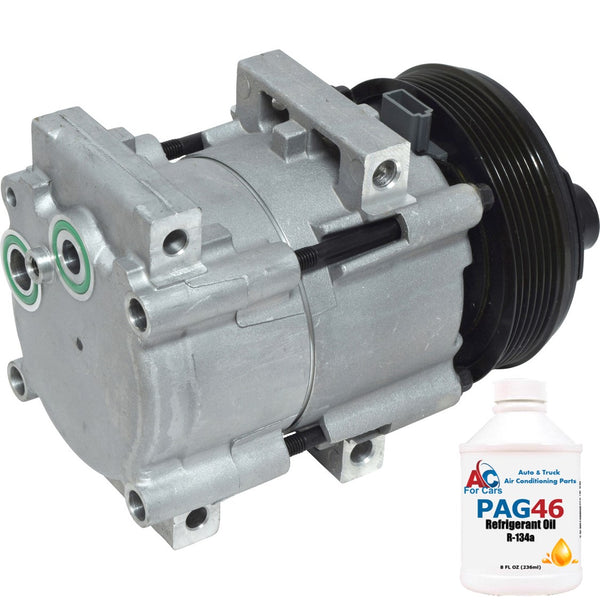 A/C Compressor New Mazda Tribute 2004 - 2001 only DX 2.0L FS10 58144