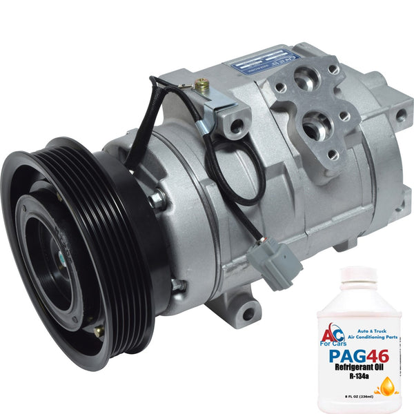 A/C Compressor New Acura CL (03-01) TL (03-99) Honda Accord (02-01) 10S17C 78383