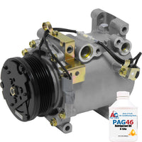 A/C Compressor New Sebring Mitsubishi Eclipse Galant Lancer Mirage MSC90C 78483