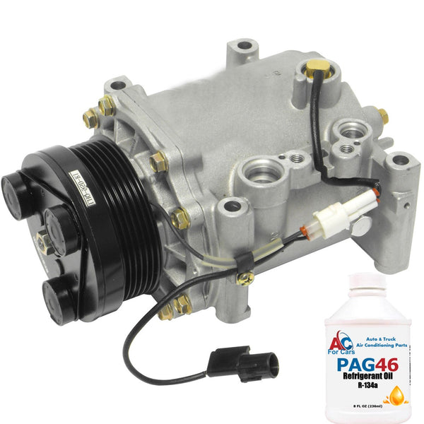 A/C Compressor New Mitsubishi Outlander (06-03) Lancer (06-04) MSC105C 78497