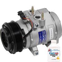 A/C Compressor New for 10-06 Ford Explorer 08-07 F-150 Mercury Mountaineer 67187