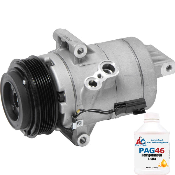A/C Compressor New Ford Fusion (12-10) Lincoln MKZ (12-07) SP17 68649