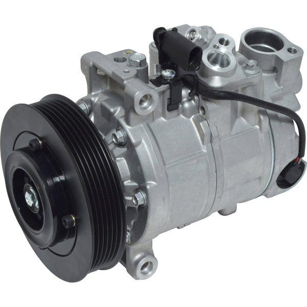 A/C Compressor New for Audi A6 A7 Quattro Q5 S4 S5 197378