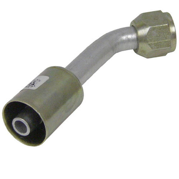 "A/C Fittings Flare-Beadlock # 8 Thread size 3/4"" - 16 - 13/32 Angle 45"