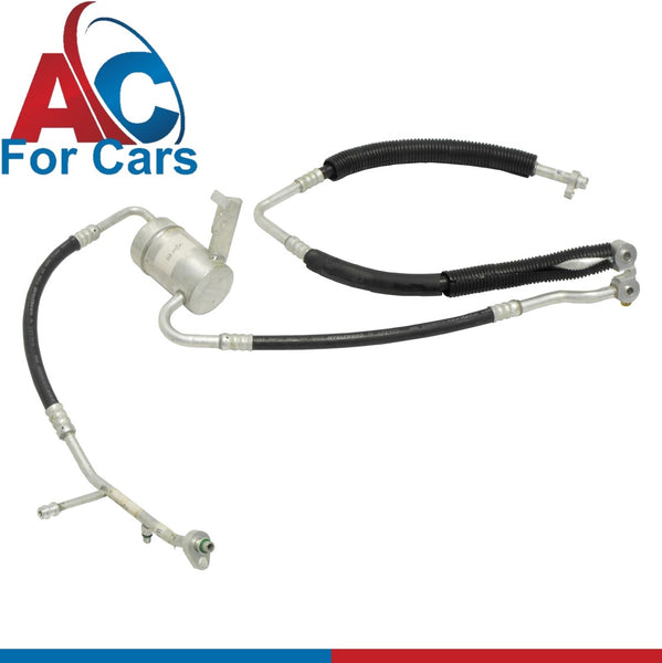 A//C Manifold Hose Assembly-Suction and Discharge Assembly UAC HA 10392C