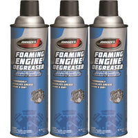 Engine Degreaser Foam Concentrate Older Dirty Engines dust and road (3) 16oz