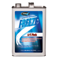 A/C Flush Solution for R12 & R134a Fast Evaporation Remove Debris and Sludge