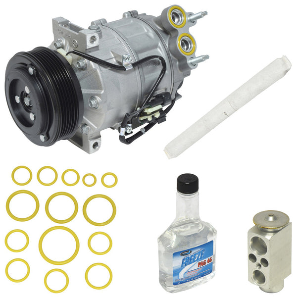 A/C Compressor Kit for 2010-2007 Volvo S80